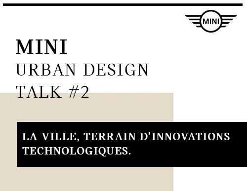Talk Urban Design MINI