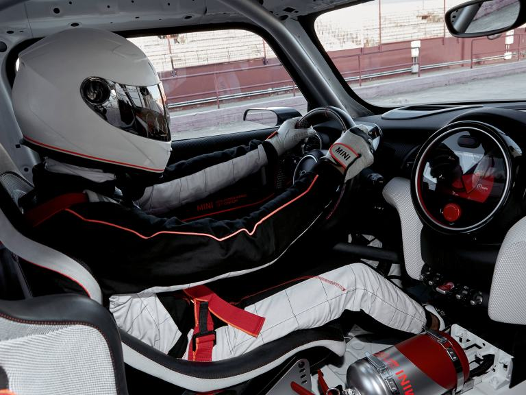 MINI John Cooper Works GP Concept – interieur