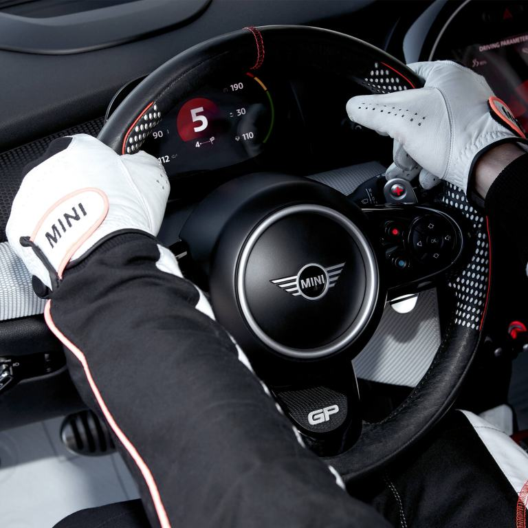 MINI John Cooper Works GP Concept – volant